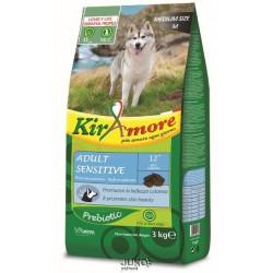 Kiramore Dog Adult Medium Sensitive 3 kg-Poškozeny obal-SLEVA 40%