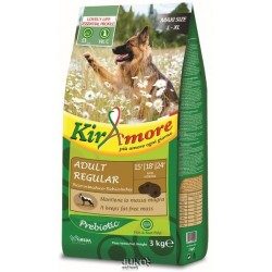 Kiramore Dog maxi Adult Regular 3kg-12338