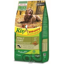 Kiramore Dog all breeds Adult Light 3kg-12341
