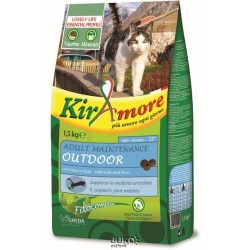 Kiramore Cat Adult Maintenance Outdoor 1,5kg-12348