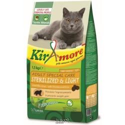 Kiramore Cat Adult Sterilized 15 kg