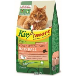 Kiramore Cat Adult S.Care Hairball 15kg-12357