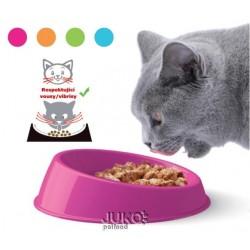 Miska kočka VIBRISSA small pr.15x4h-PLAST-10000