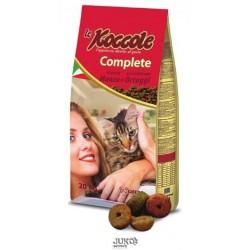 Le Koccole Cat Complete hovězí 20 kg