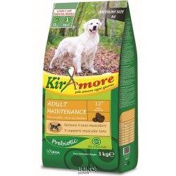 Kiramore Dog medium Adult Maintenance 3kg-12331