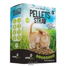 PELLETS STRAW-slaměná podestýlka 4kg-12561