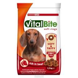 VitalBite SOFT RINGS hovězí 1,5kg-11677
