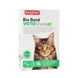 Beaphar Bio Band antiparazitní obojek kočka 35 cm