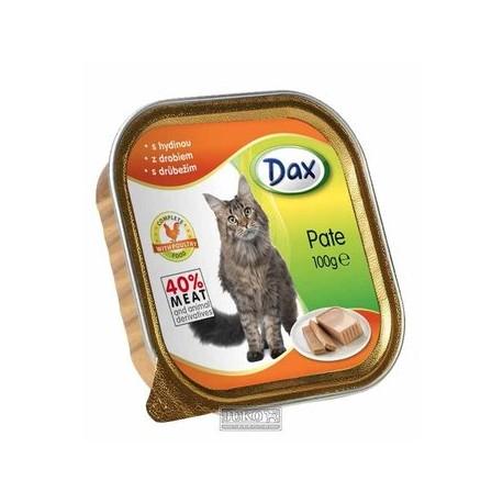Dax vanicka kočka drůbeží 100g-10713