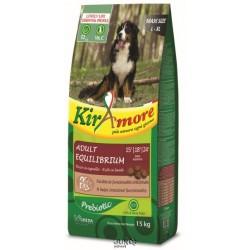 Kiramore Dog maxi Adult Equilibrium 15kg-Poškozený obal