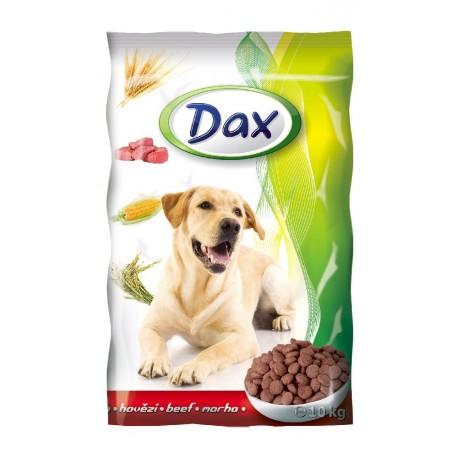 DAX granule DOG 10kg HOVĚZÍ-10782