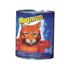 Magnum chunks kočka ryba 855g-1029