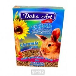 Dako Granule králík 500g-10311