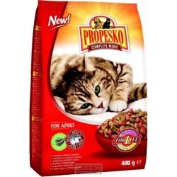 PROPESKO granule CAT kuře se zeleninou 400g-10523