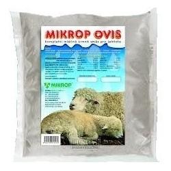 MIKROS OVIS sušené mléko, jehně, kůzle 3 kg