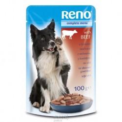 RENO kapsa DOG HOVĚZÍ 100g-10741