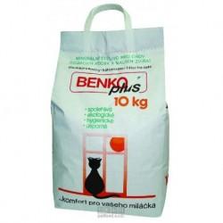 Benko hrudkující stelivo 10 kg - SLEVA 10 % (poškozený obal)