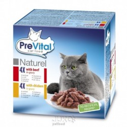 PreVital NATUREL kapsa 8-pack 85g-12529