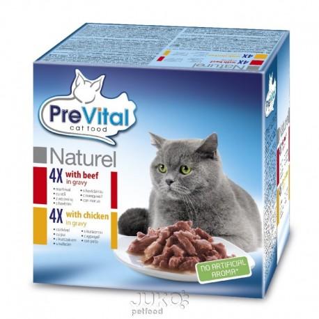 PreVital NATUREL kapsa 8-pack 85g-12529