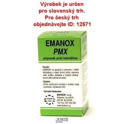 EMANOX PMX proti kokcidióze 50 ml !SK!