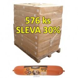 Smarty Exclus. salám KACHNÍ-duck1kg-pal.576ks-30%-12704