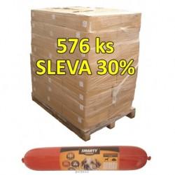 Smarty Exclus. salám HOVĚZÍ-beef 1kg pal.648ks-30%-12707