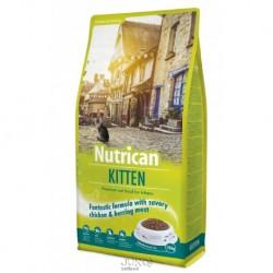 NUTRICAN cat KITTEN 10kg-12748 + 2kg ZDARMA