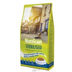 NUTRICAN cat STERILIZED 2kg-12751