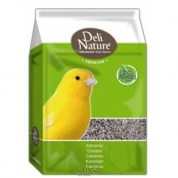 Deli Nature Premium CANARIES 4kg-Kanárek-12957
