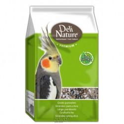 Deli Nature Premium PARAKEETS 1kg- Papoušek-12960