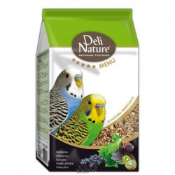 Deli Nature 5 Menu BUDGIES 800g-Andulka-12969