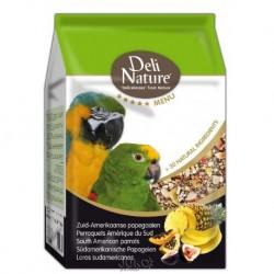 Deli Nature 5 Menu SOUTH AMERICAN PARROTS 2,5kg-Jihoamerický Papoušek-12979
