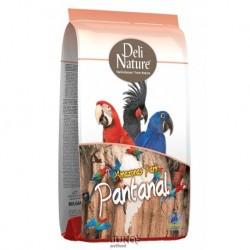Deli Nature Amazonas Park PANTANAL 2kg-pro Velké Papoušky, Palmového Kakadu-12983