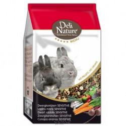 Deli Nature 5 Menu zakrslý králík sensitive 2,5kg