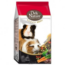 Deli Nature 5 Menu GUINEA-PIGS 750g-Morče-12997