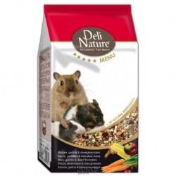 Deli Nature 5 Menu myš, pískomil, zakrslý křeček 750 g