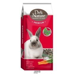Deli Nature Premium RABBIT JUNIOR 15kg-Králík-13011