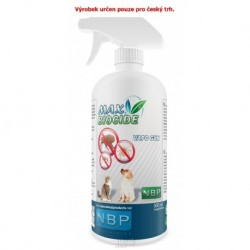 Max Biocide Vapo Gun antiparazitní sprej 500 ml !CZ!