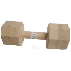 Aportovací činka dřevěná JUKO XXL 2 kg