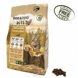 Dog&Dog Wild Natural Instinct 12kg-PUPPY-13646