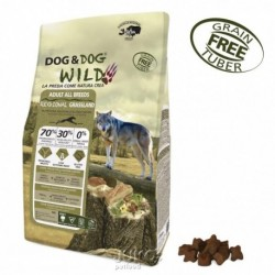 Dog&Dog Wild Regional Grassland 12kg-13652