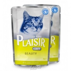 Plaisir Care Cat kapsička 85g Beauty-13660-Expirace 12/18-Sleva 50%