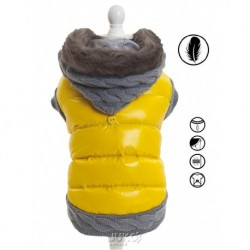 Doublemix obleček žlutý 30cm – 4853C