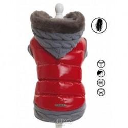 Doublemix obleček červený 25cm - 4859C