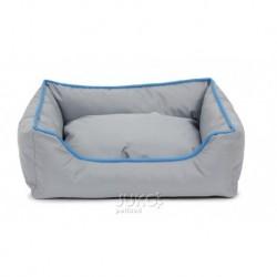 Pelíšek odolný JUKO obdelník modrá L 90x70x20 cm