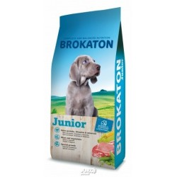 BROKATON dog JUNIOR 20kg-14162