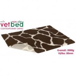 Vetbed protiskluz/Drybed žirafa role 10 x 1,5 m, vlas 30 mm