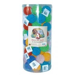 Krystalické balónky 5 cm