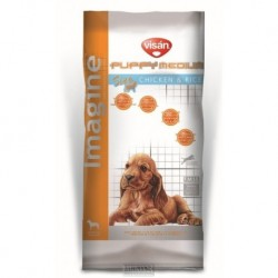 Imagine dog PUPPY MEDIUM 3kg-8401-Z