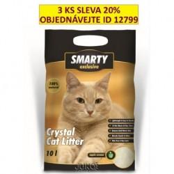SMARTY EXCLUSIVE 10lt.silikátové stelivo-9248